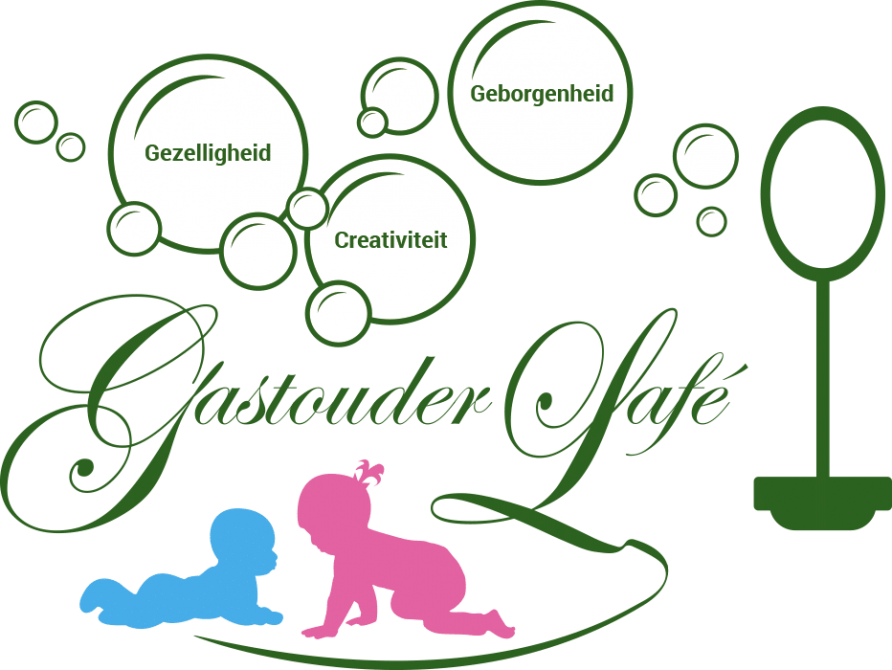 Logo Gastouder LaFé